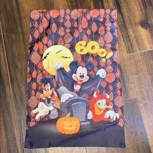 Mickey Mouse Halloween garden flag